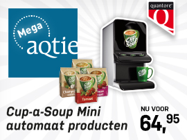 Cup-a-Soup mini automaat